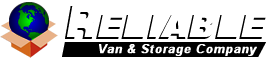 Reliable Van & Storage Logo