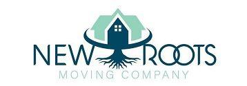 New Roots Moving Company Logo