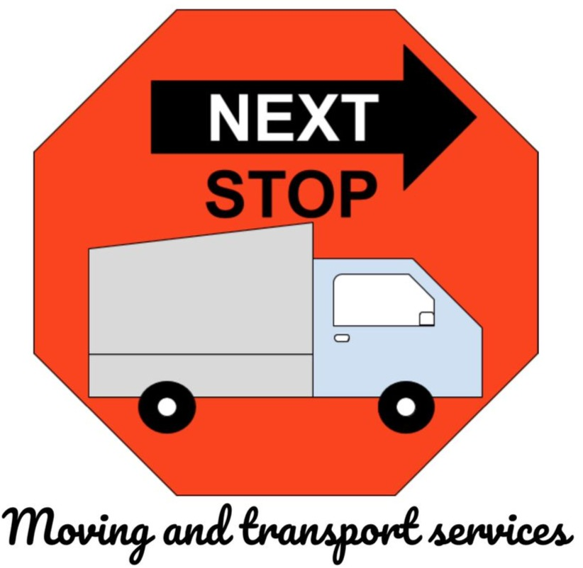 Next Stop Moving and Transport Services Logo