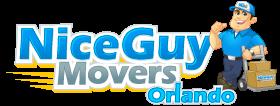 Nice Guy Movers Orlando Logo