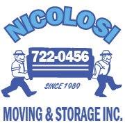 Nicolosi Moving & Storage Inc Logo