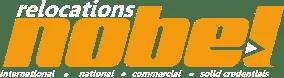 Nobel Relocation Logo