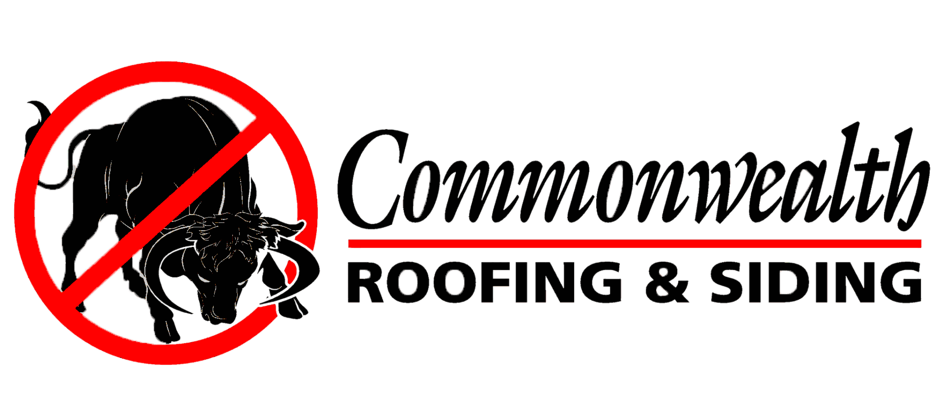 Commonwealth Roofing & Siding Logo