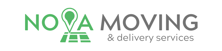 Nova Moving & Delivery Services Logo