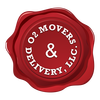 O2 Movers & Delivery Logo