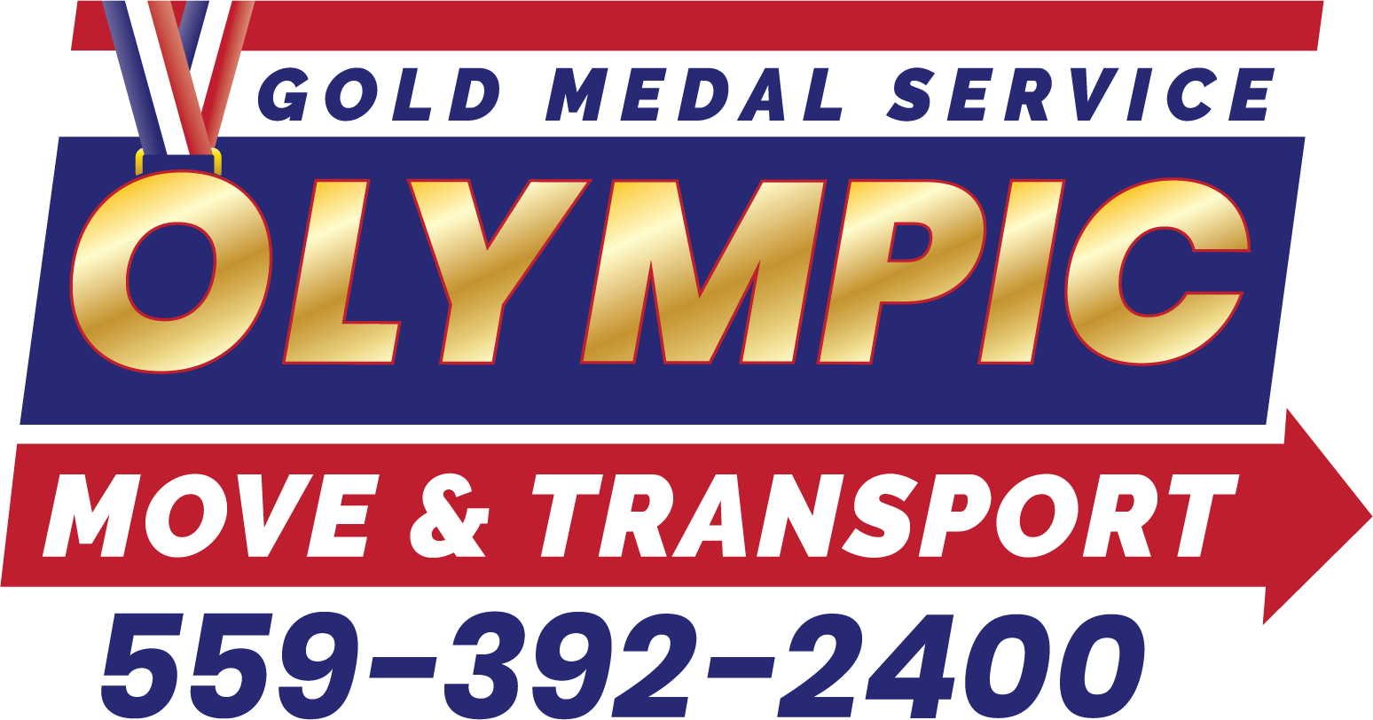 Olympic Move & Transport Logo