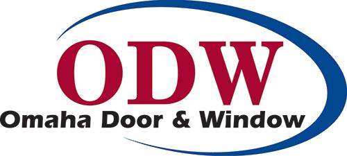 Omaha Door & Window Logo