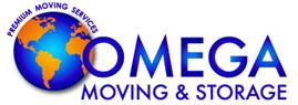 Omega Moving & Storage Inc. Logo