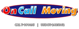 On Call Moving Logo