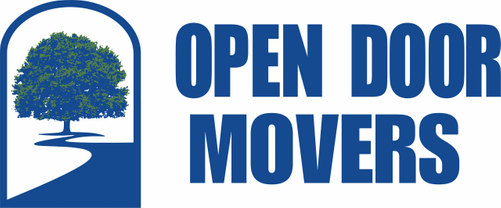 Open Door Movers Logo