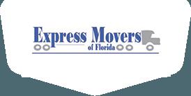Orlando Express Movers Inc. Logo