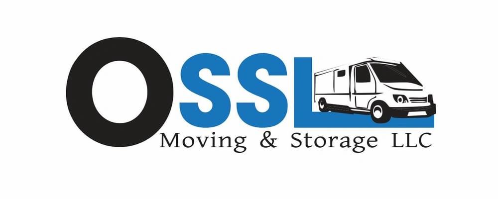 OSSL Moving & Storage Logo
