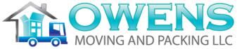 Owens Moving Logo