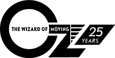 Oz Moving & Storage Logo