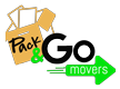 Pack & Go Movers Corp. Logo