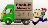 Pack-It Movers - Chula Vista Logo