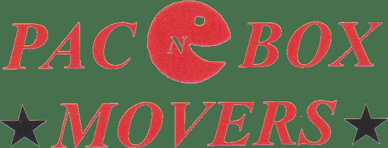Pac N Box Movers Logo