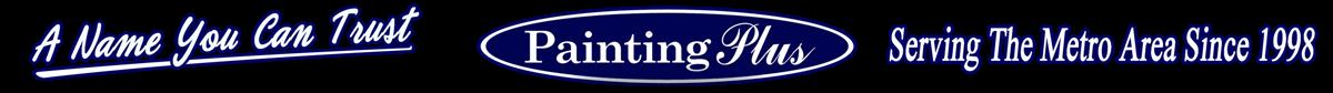 Painting Plus, Inc Logo