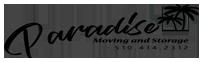 Paradise Moving & Storage Logo