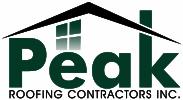Peak Roofing Contractors Inc. Logo