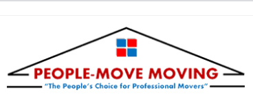 People-Move Moving Logo