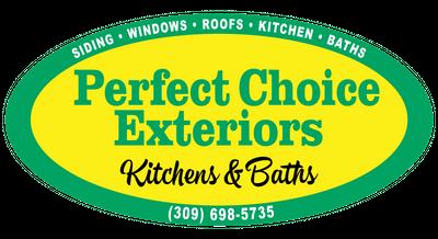 Perfect Choice Exteriors Logo
