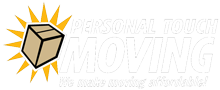 Personal Touch Moving Logo