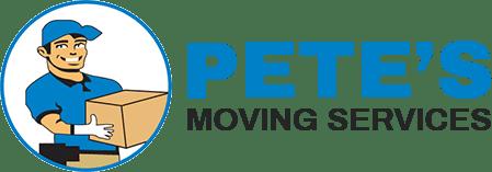 Pete's Moving Services LLC Logo