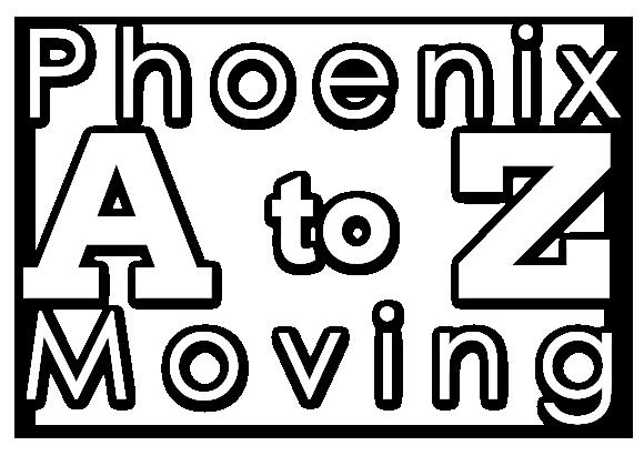 Phoenix A to Z Moving Logo