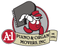 A1 Piano And Organ Movers Inc. Logo
