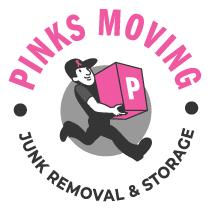Pinks Moving Logo