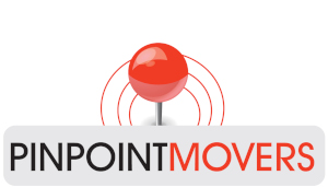 Pinpoint Movers Logo