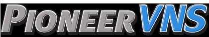 Pioneer Van & Storage Co. Logo