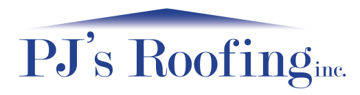 PJ's Roofing Logo