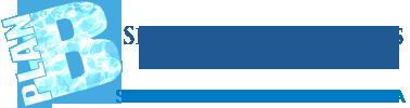Plan B Spa Movers Logo