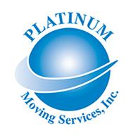 Platinum Moving Services Logo