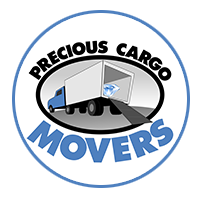 Precious Cargo Movers LLC Logo