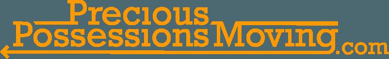 Precious Possessions Moving Logo