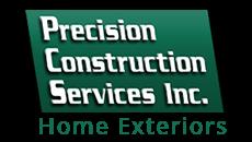 Precision Construction Services Logo