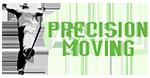Precision Moving Co Logo