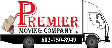 Premier Moving Company LLC Logo