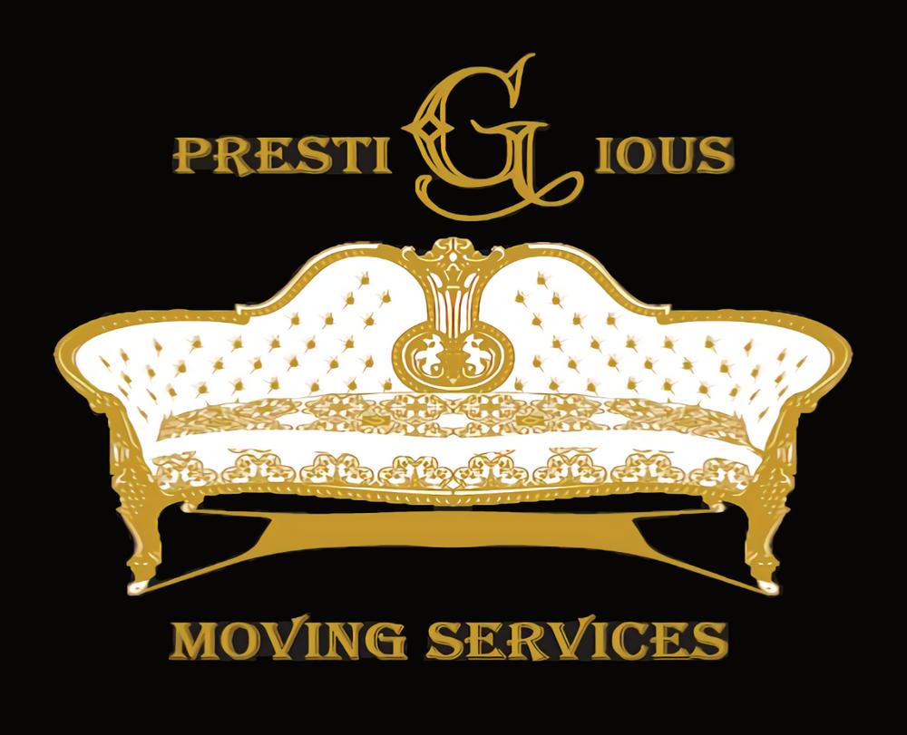 Prestigious Moving Services Logo