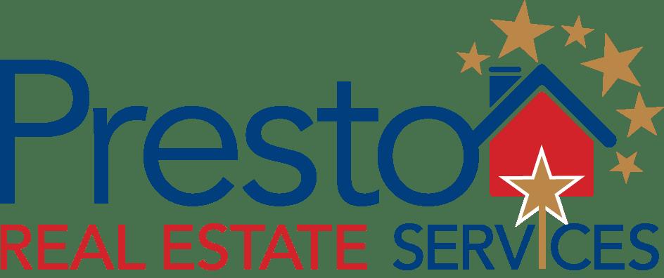 Presto Real Estate Services Logo