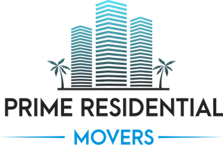 Prime Residential Movers Logo