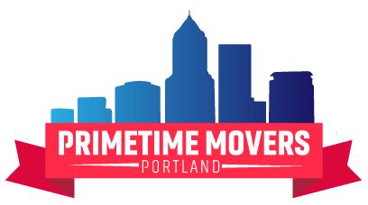 Primetime Movers Portland Logo