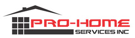 Pro-Home Services Inc- Roofing, Siding-Replacement and Repairs, Window Installation Logo