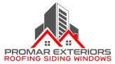 Promar Exteriors - Roofing, Siding, Windows Logo