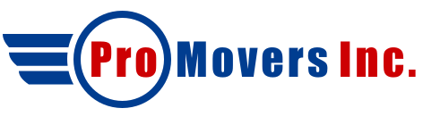 Pro Movers Inc Logo
