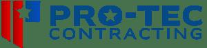 Pro-Tec Contracting Logo