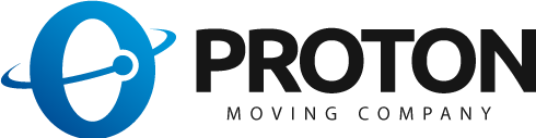 Proton Moving Company Logo